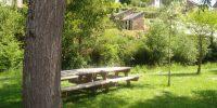 Belle-Isle-en-Terre, Village étape
