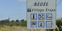 Bédée, Village étape