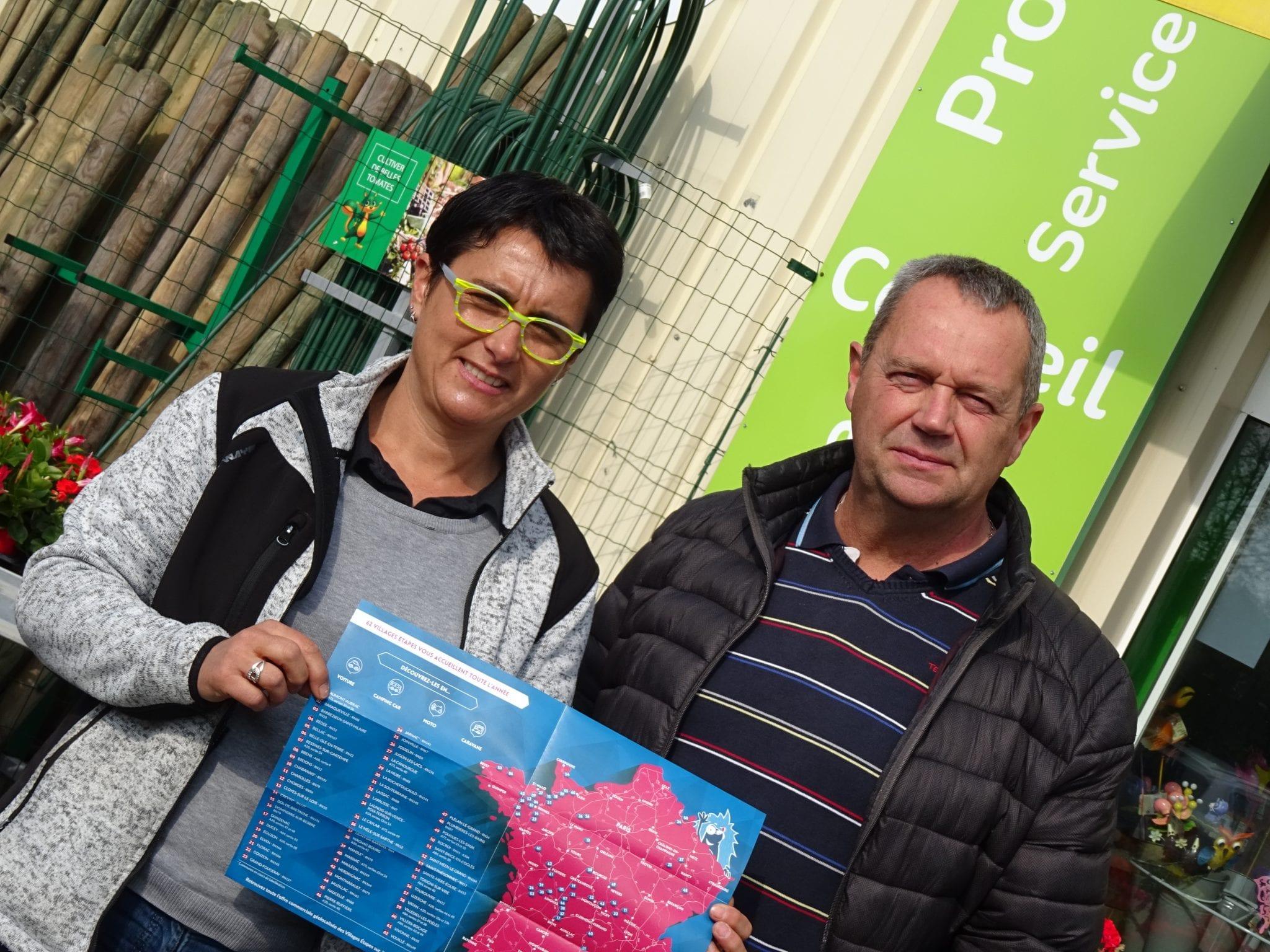 Cavau Distribution - Christophe et Sandrine Cavau