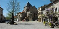 Bessines-sur-Gartempe, Village étape