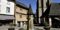 Donzenac, Village étape @Péricat