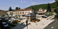 Massiac, Village étape @Péricat