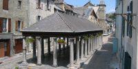 La Mure, Village étape