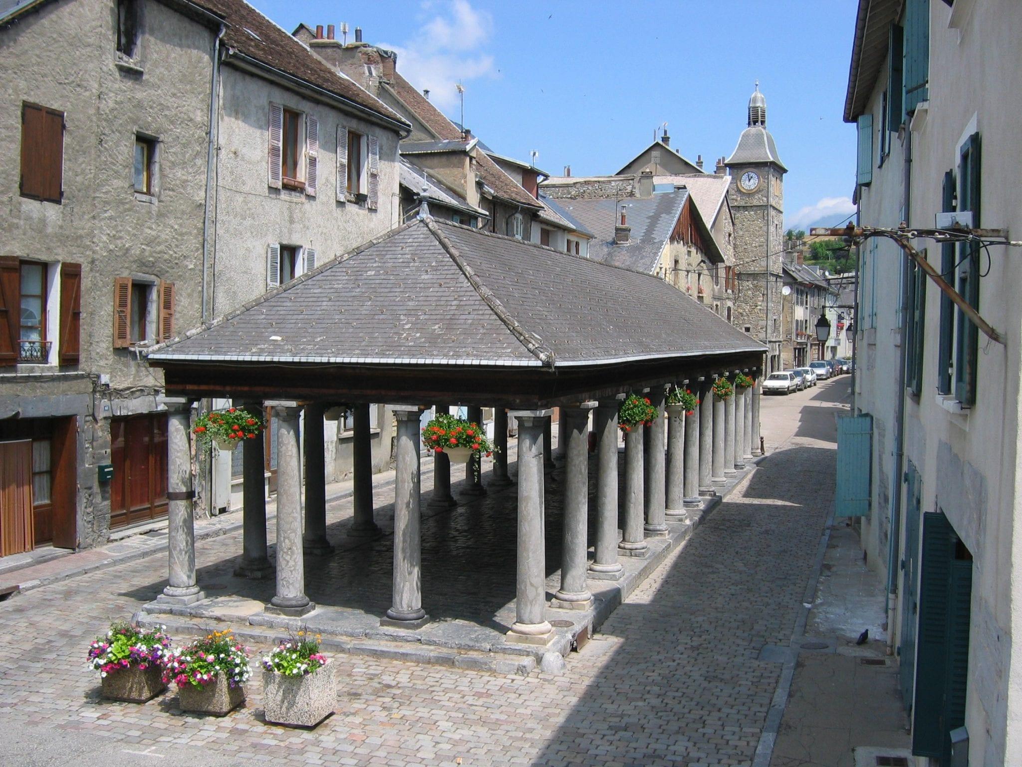 La Halle - La Mure