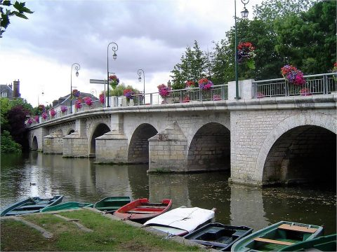 Cloyes-sur-le-Loir