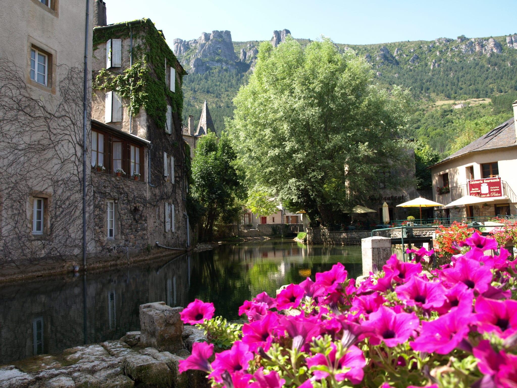 Florac Village étape