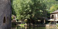 Village étape Florac