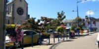 Dompierre-sur-Besbre, Village étape