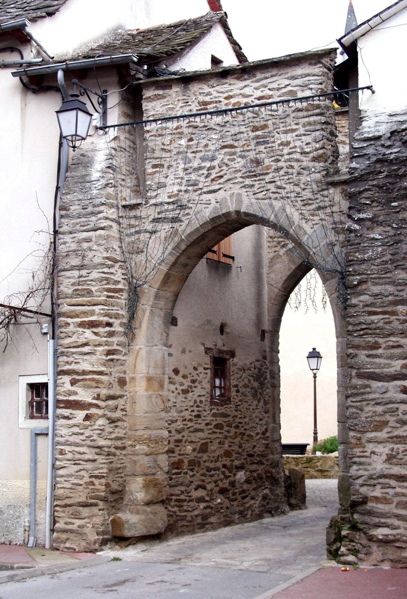 Porte des Anglais