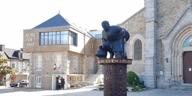 Broons Village étape