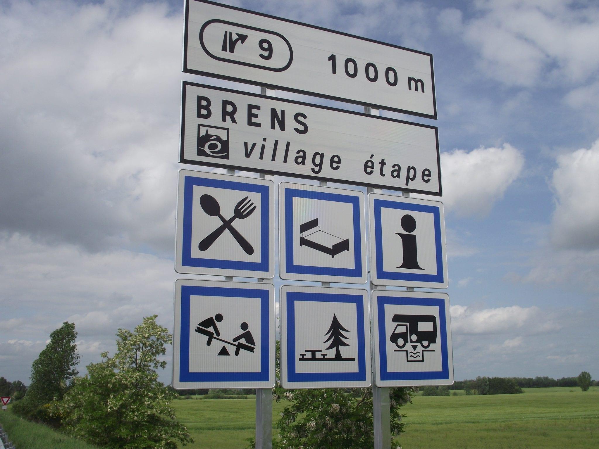 Village etape de Brens - DSCF3166