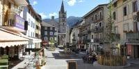 Guillestre Village étape