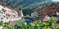 Moûtiers Village étape - ©AlainRigotti