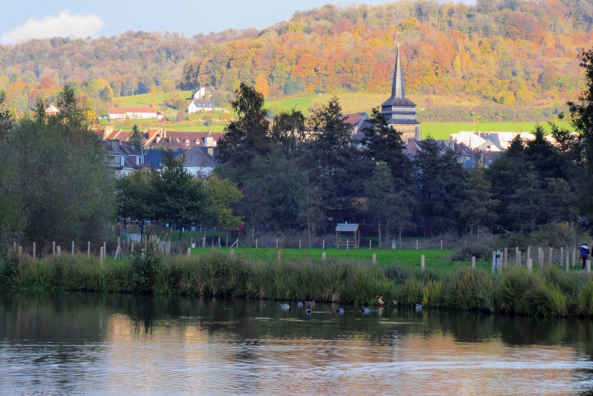 Road trip au départ de Neufchâtel-en-Bray