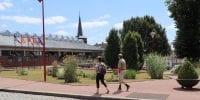 Neufchâtel-en-Bray Village étape