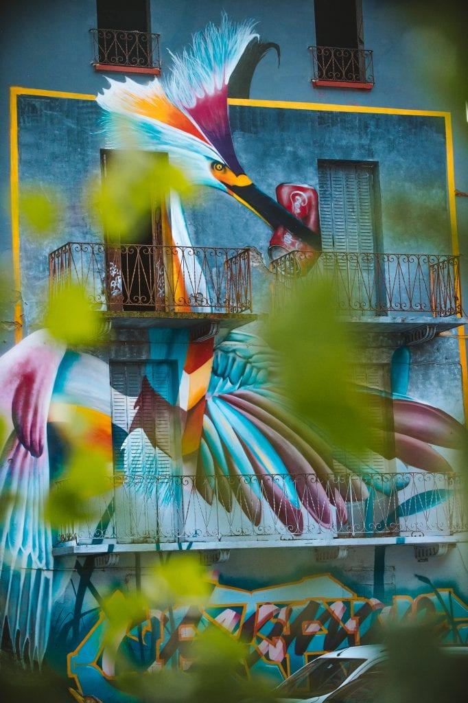 villages étapes moûtiers street art